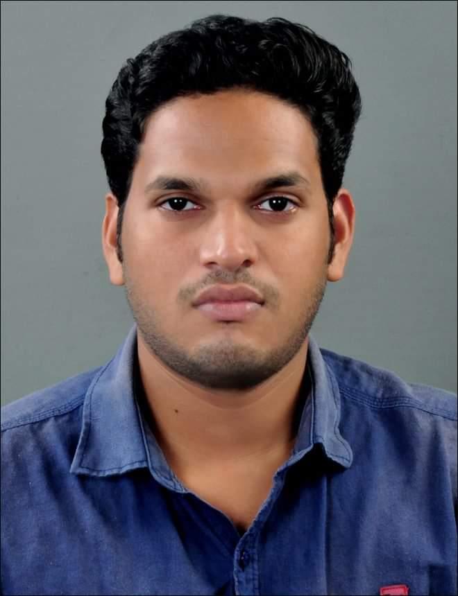 Profil of Sreenath R Pillai