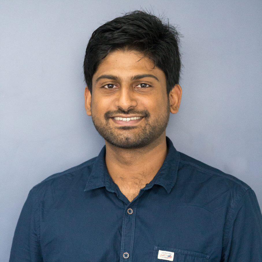 Profil of Vishnu Narayanan Nair