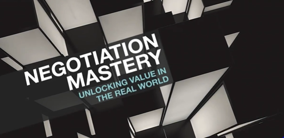 Negotiation Mastery From Harvard Business School Online